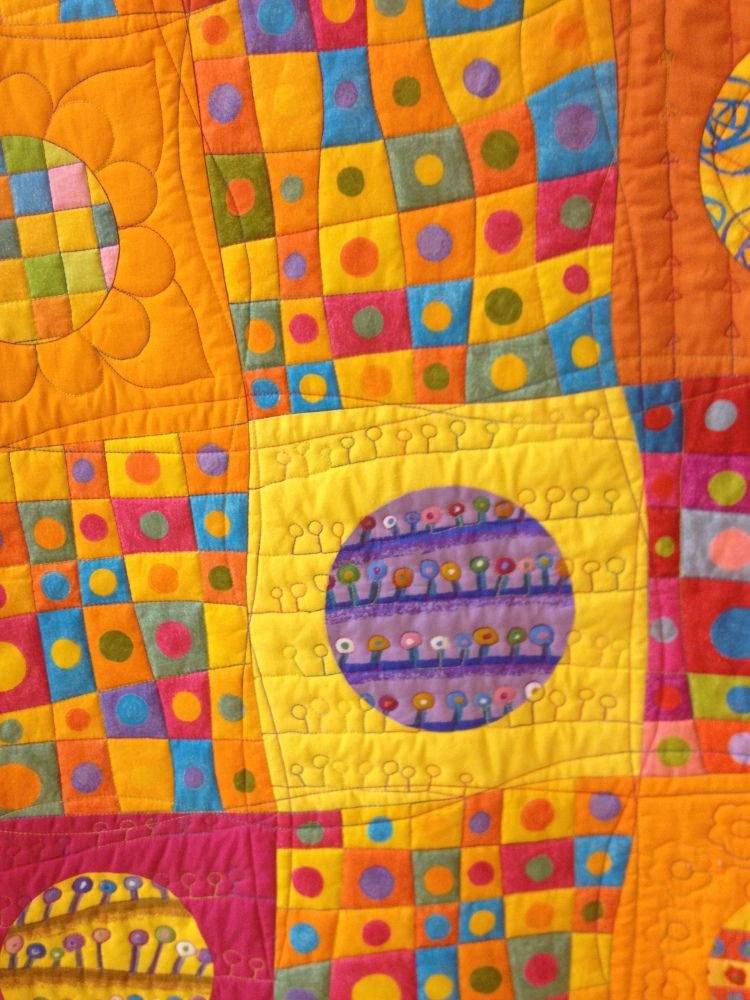Festival of Quilts, NEC | Squares, Watercolor quilt and Circle quilts : quilt show nec - Adamdwight.com