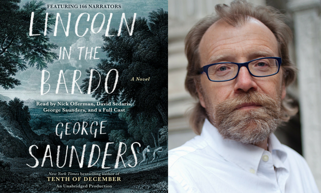 Saunders on Making Lincoln in the Bardo, His New