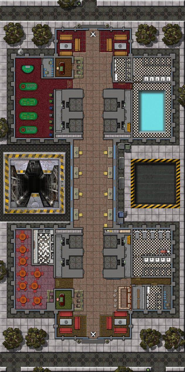 Shadowrun Casino