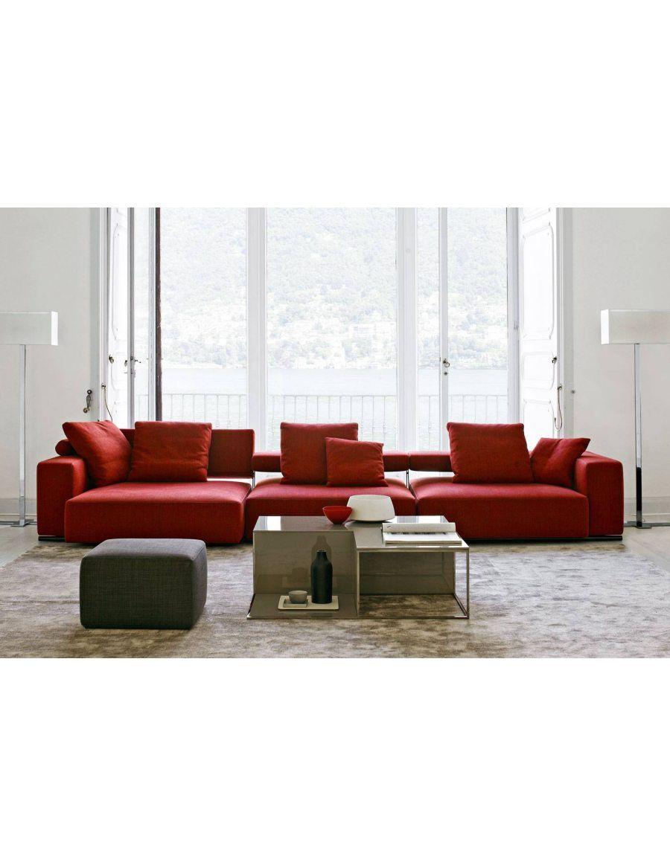 B&B Italia Andy bank Van der Donk interieur #design #B&BItalia ...