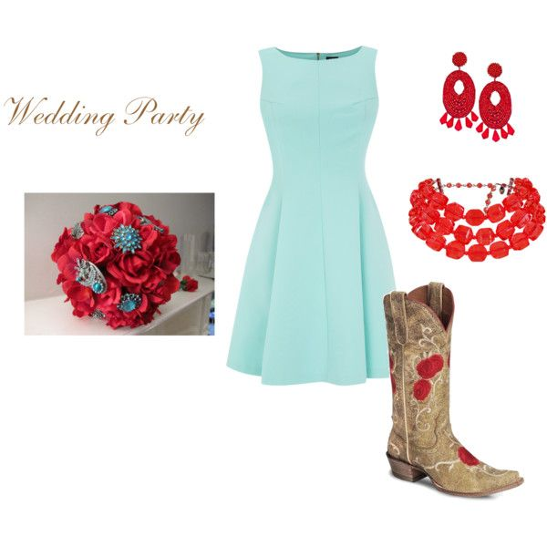 what to wear for western party