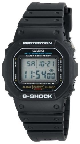 Casio Men`s DW5600E-1V G-Shock Classic Digital Watch - $29.51