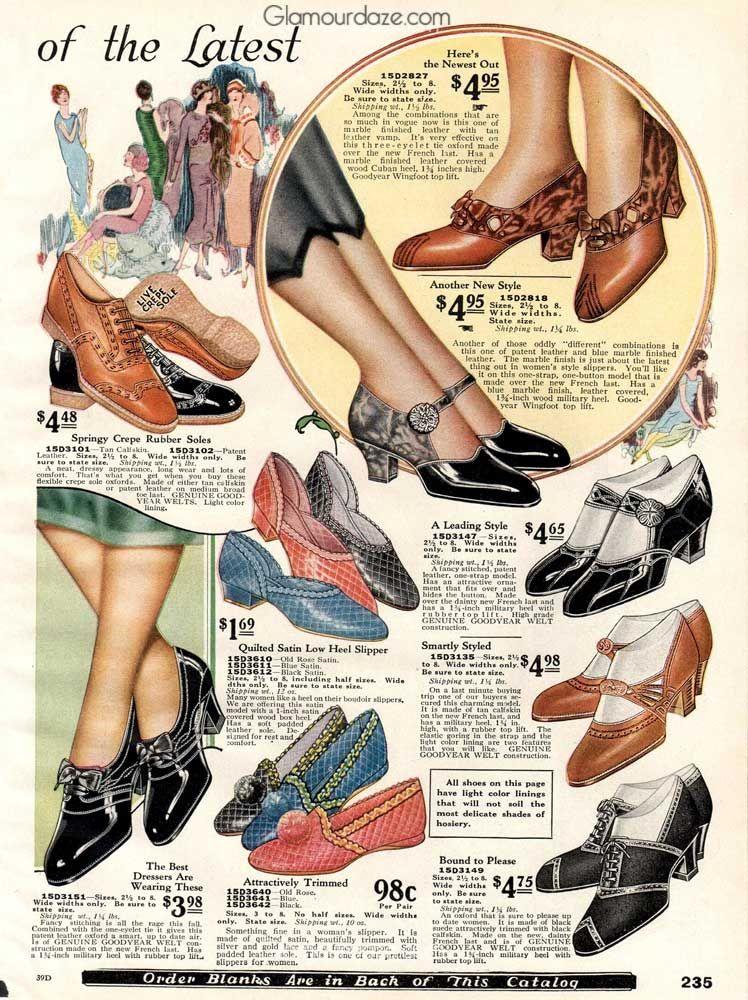 1920s Fashion - Autumn Wardrobe and Beauty Makeover 1928 #autumnwardrobe