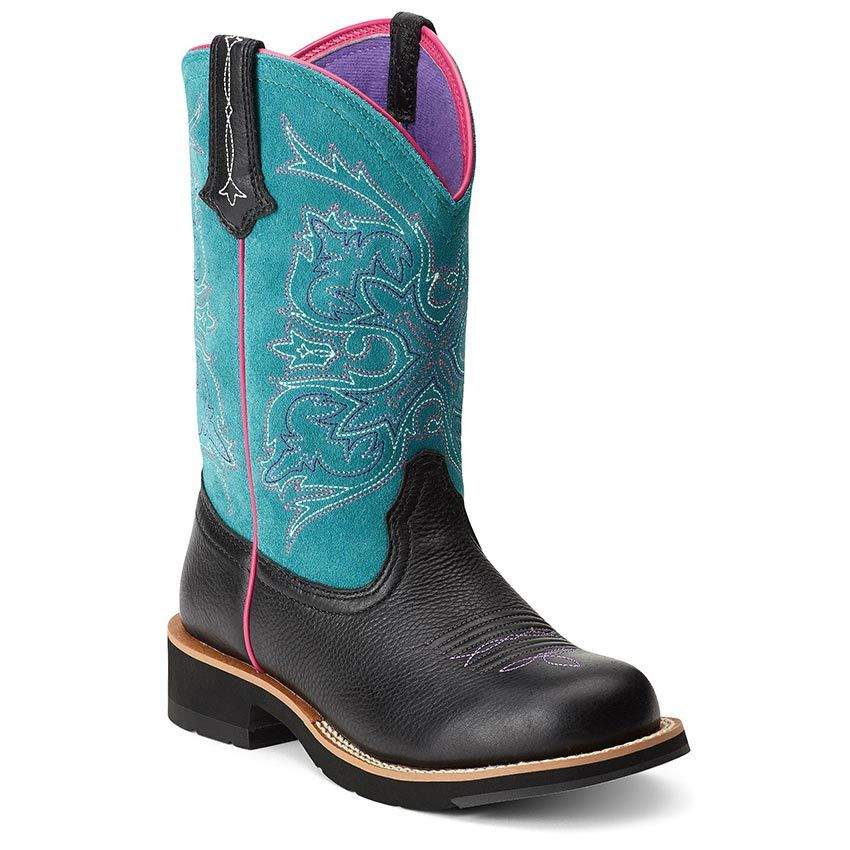 Ariat Woman's Fatbaby Cowgirl Tall Western Boot