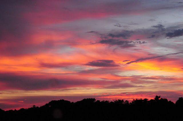 Unedited Sunset Sunrise Sunset Dawn And Dusk