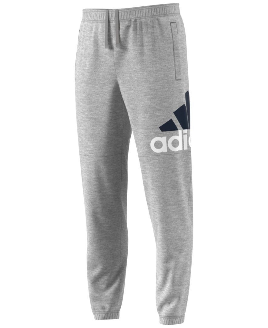 12a4b7c2423d0 adidas Men s Essential Jersey Pants