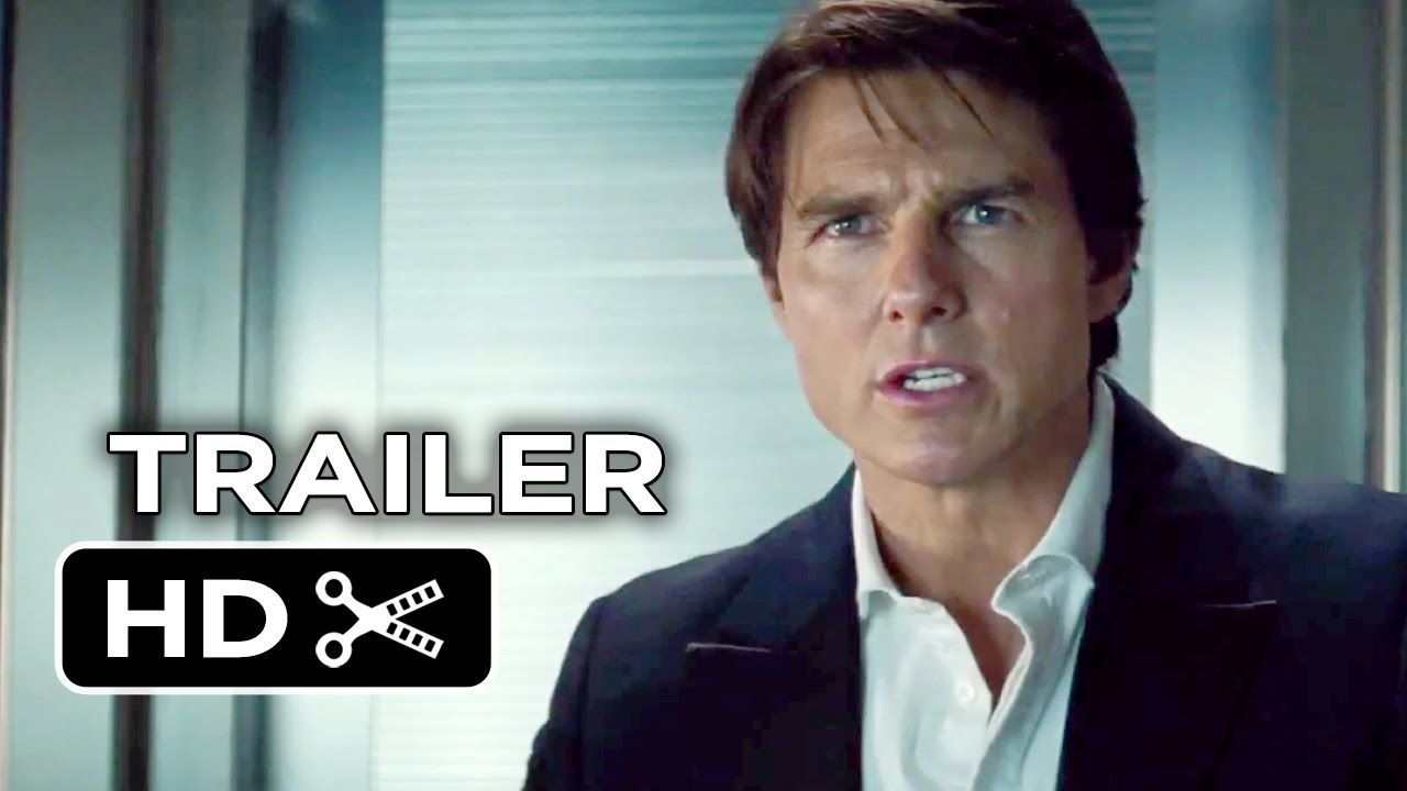 Mission Impossible Rogue Nation Official Trailer 2 This May Be Our Last Mission Let S Make Mission Impossible Movie Official Trailer Best Movie Trailers