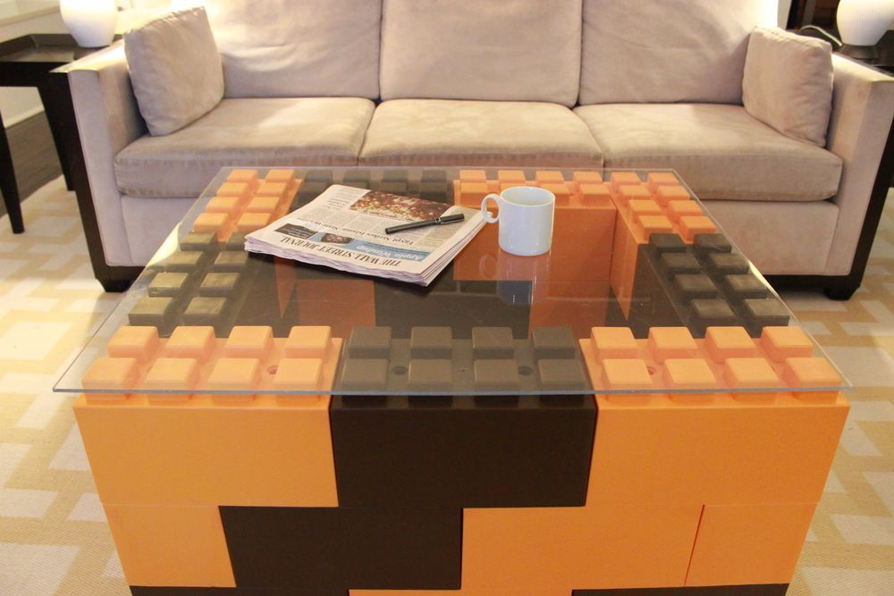 Life Size Legos Are Better Than You Ever Dreamed And More Useful Giant Lego Blocks Life Size Legos Modular Furniture