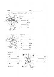 Pin en Ideas for Primary Grades Language/Literacy Development