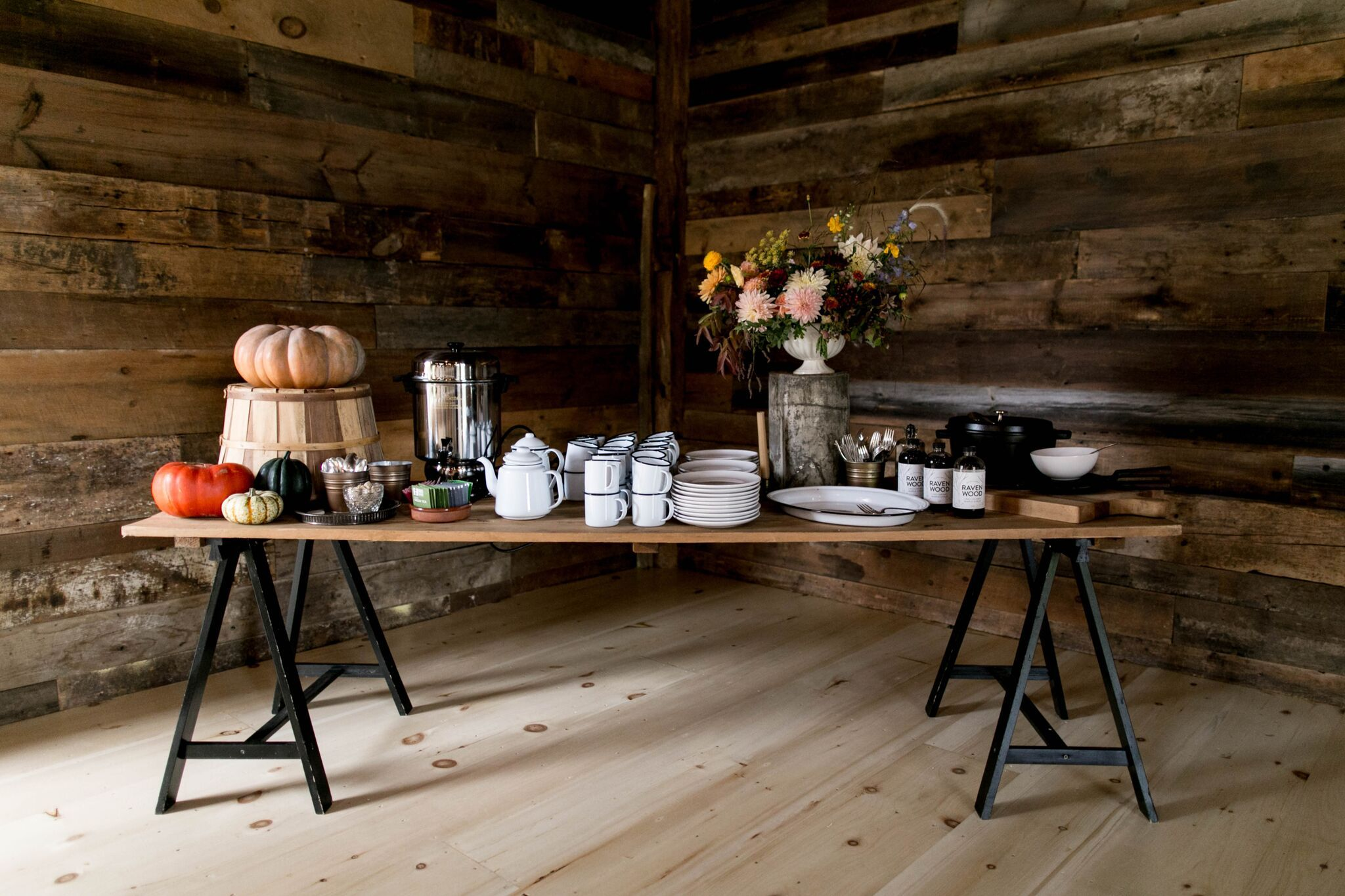 The High/Low Holiday Table: 11 Ideas to Steal from the Hudson Valley ...