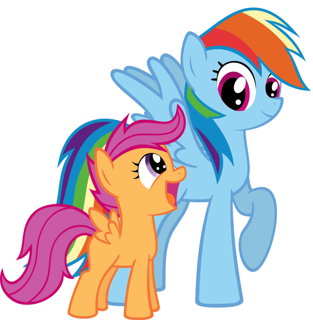 Image Result For Rainbow Dash And Scootaloo Como Pintar Caritas Como Pintar Pintar Scootaloo, rainbow dash's biggest fan, who in conjunction with sweetie belle and apple bloom is searching for her cutie mark, the marking that shows up on a pony once they figure out their special. rainbow dash and scootaloo