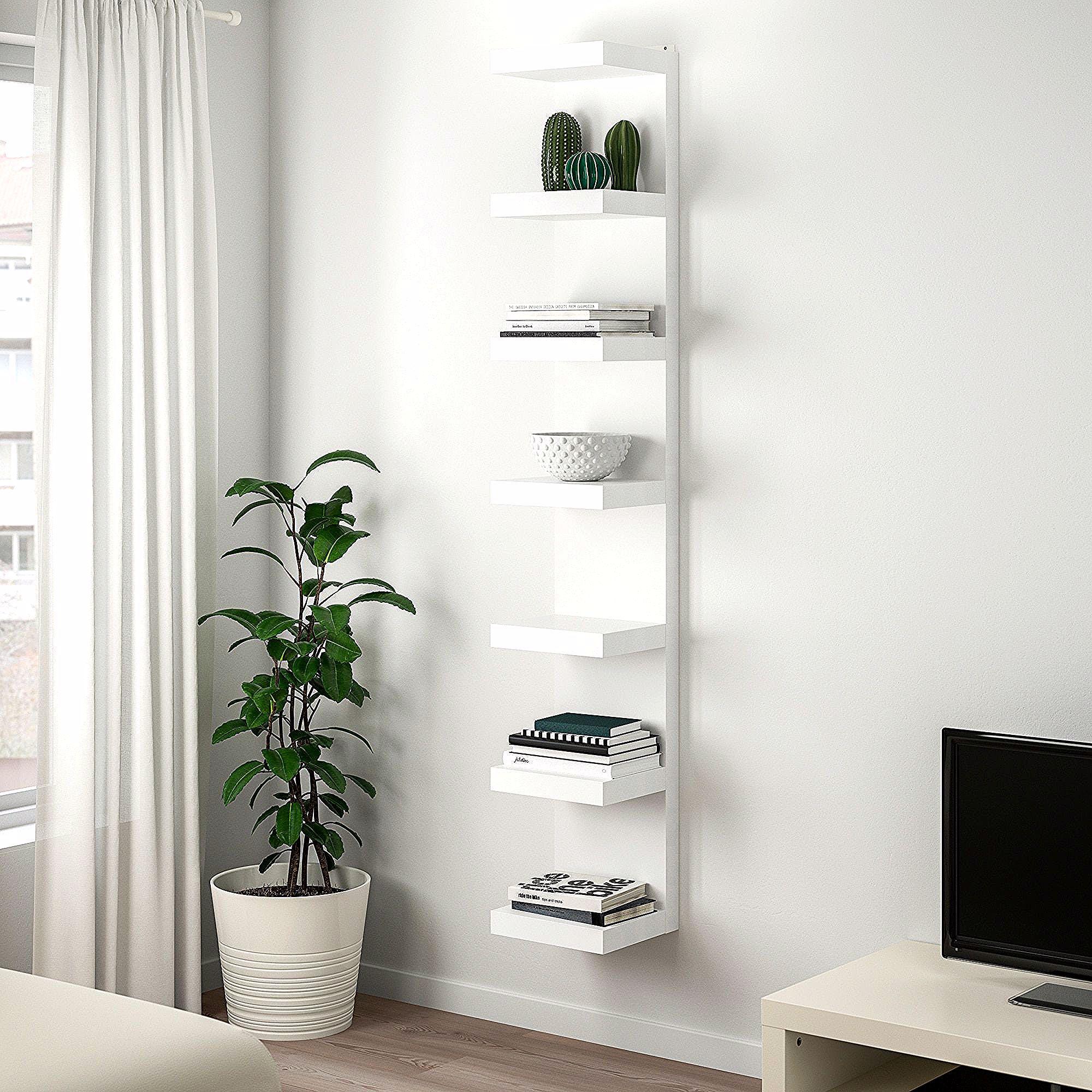 Ikea Wandregal Wei