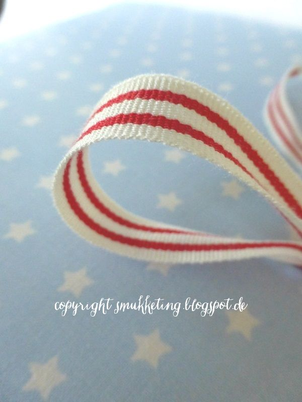 DIY: Selfmade file, covered with fabric -  Smukketing.blogspot.de