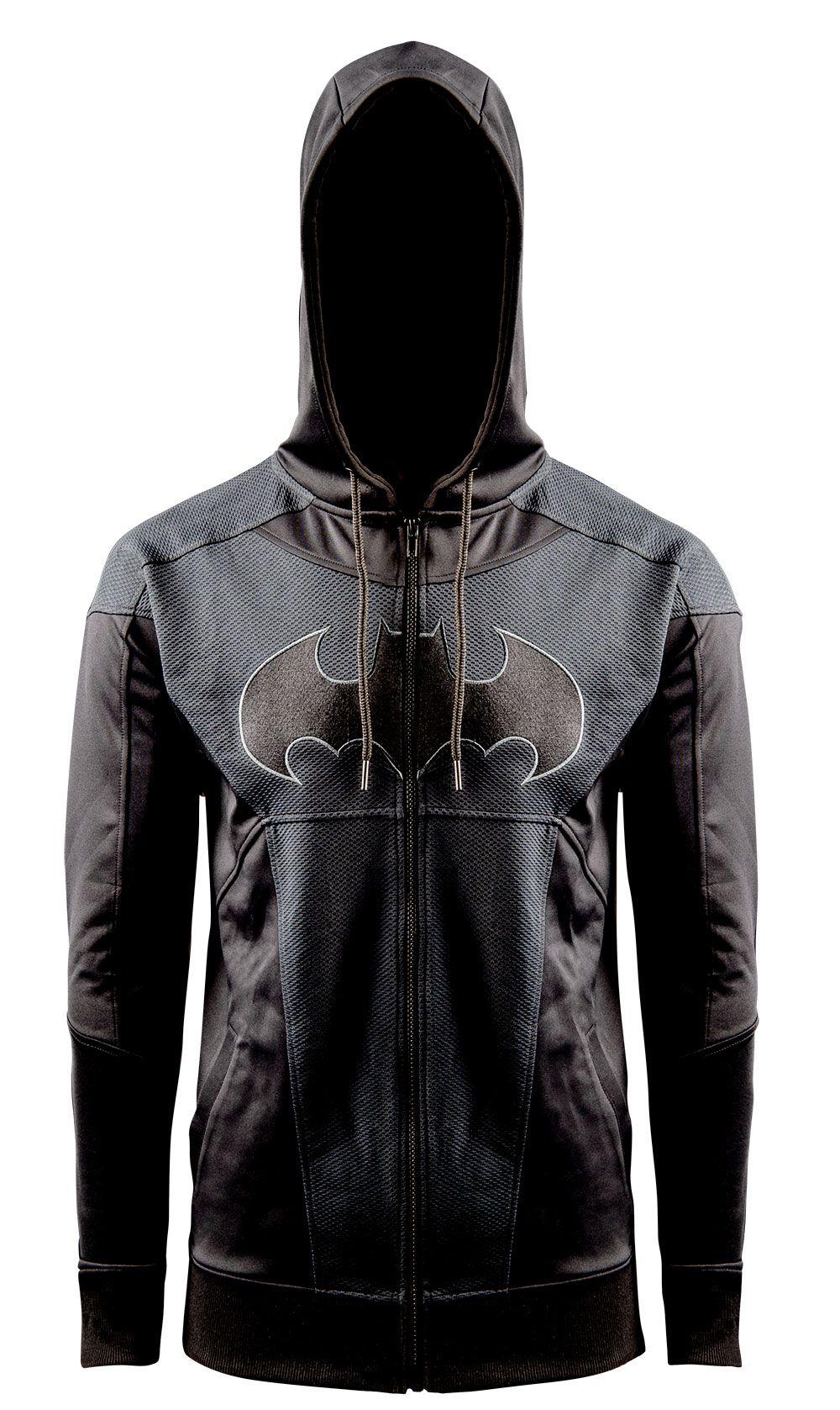 Batman 'Bat in Black' Limited Edition Premium Hoodie