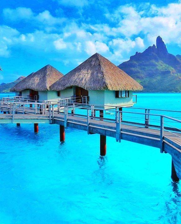 Pin By Christopher Navarro On Bora Bora Honeymoon Places