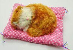 Bonito brinquedo de pelúcia volume de gato de brinquedo de pelúcia boneca de brinquedo crianças casa decorações em Animais de pelúcia de Brinquedos & Lazer no AliExpress.com | Alibaba Group