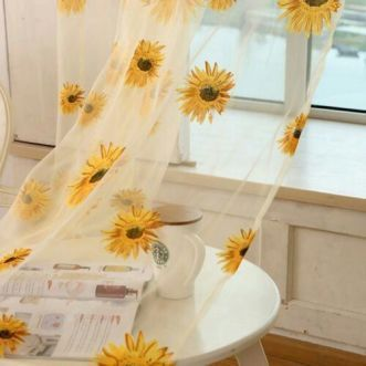 23 Best Sunflower Bedroom Ideas #sunflowerbedroomideas ...