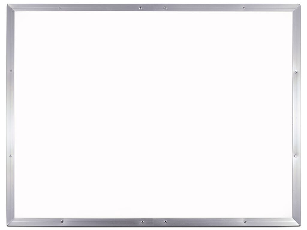 Framed Dry Erase Wall Mounted Whiteboard