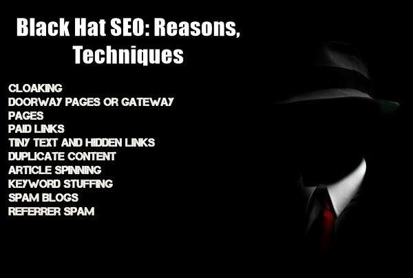 Black Hat Seo Techniques That Kill Your Business Growth Black Hat Seo Seo Quotes Seo Techniques