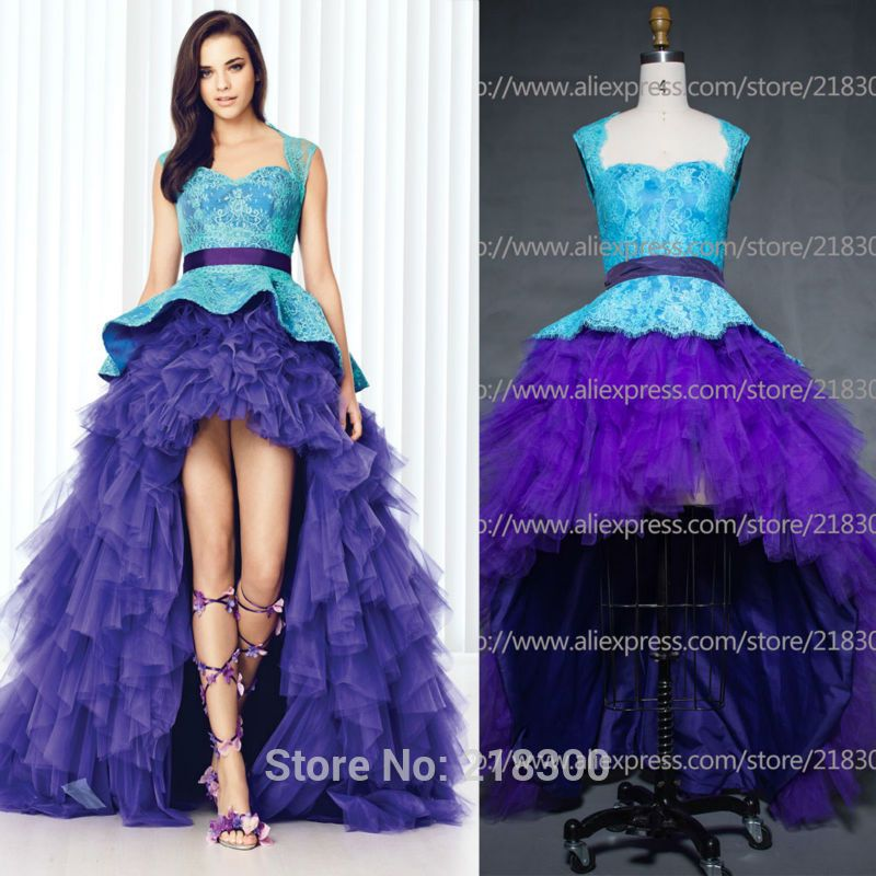 high low prom dress patterns - Google Search   2015 Halloween ...