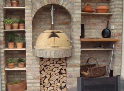 holzbackofen pizza flammkuchen brot grillen braten. Black Bedroom Furniture Sets. Home Design Ideas