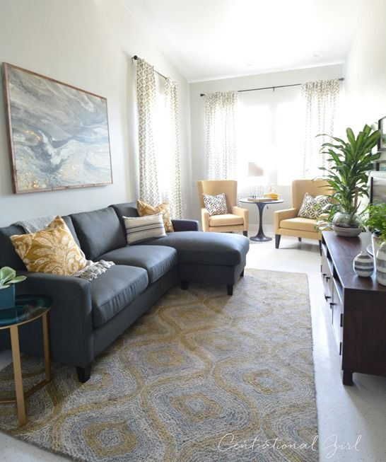 Furnished Shelter Family Room | HomeGoods, TJMaxx ...