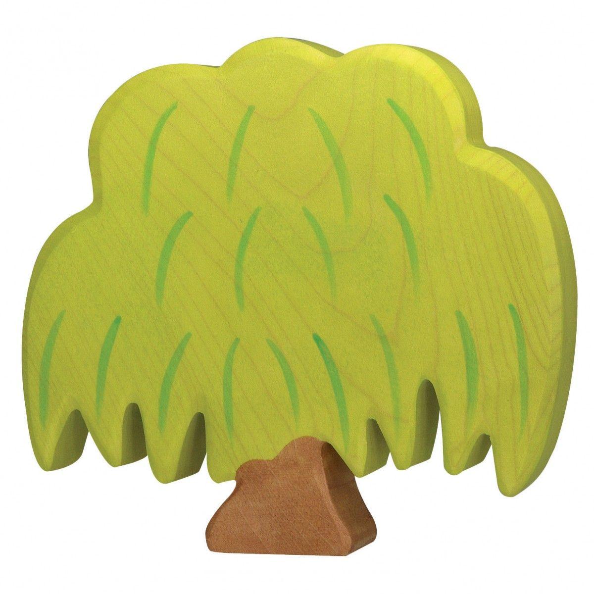Wooden tree waldorf toy puzzle Oak & acorn Toy Montessori