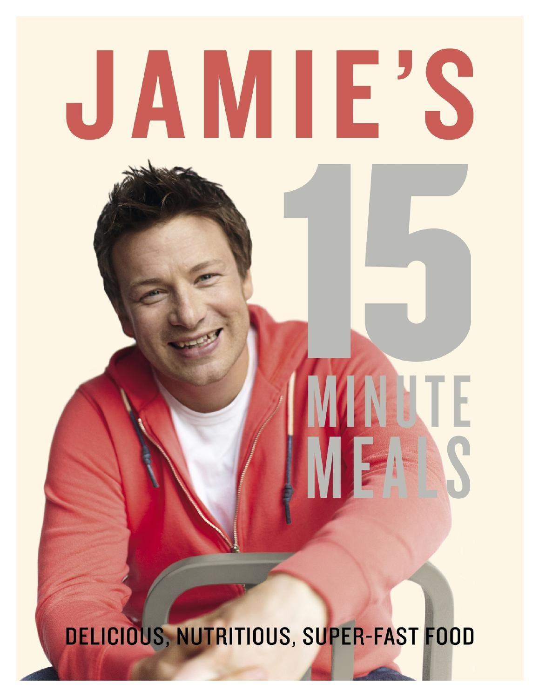Jamies 15 Minuten Küche Rezepte