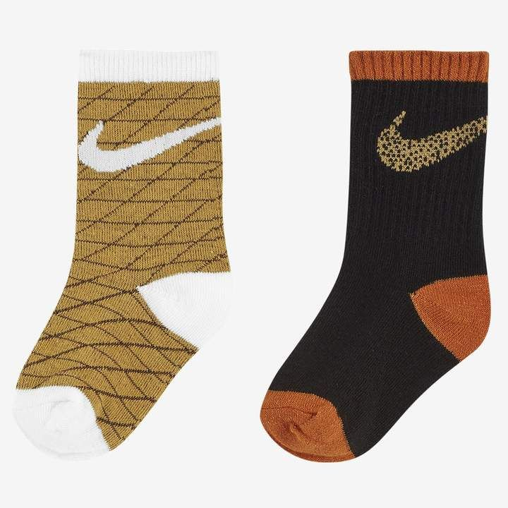 84052070dd05 Nike LeBron Little Big Cats Toddler Crew Socks (2 Pairs) | Products ...