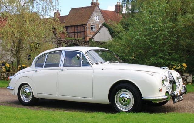 1968 Jaguar 240 Saloon