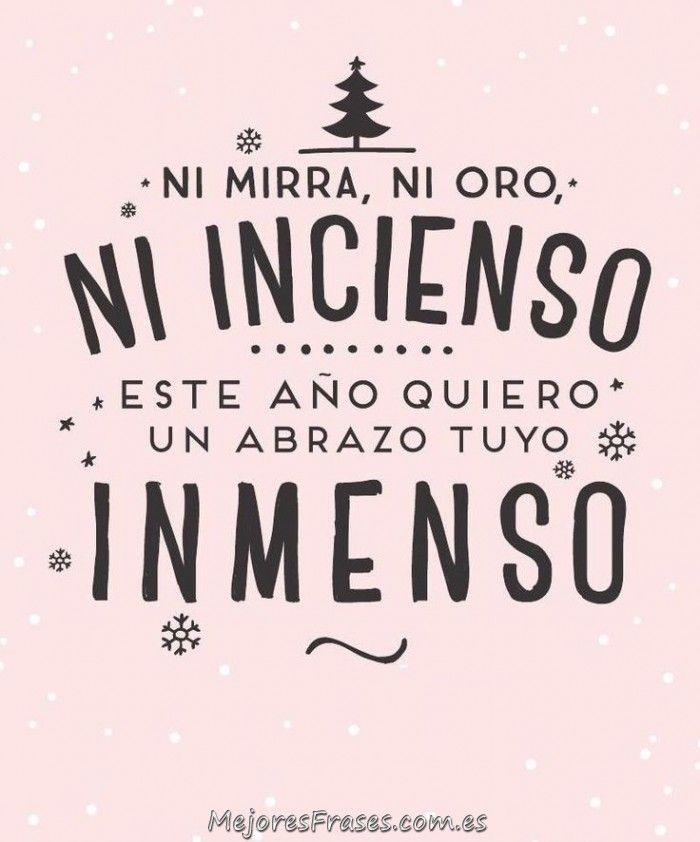 Frases El Mejor Regalo De Navidad.El Mejor Regalo Esta Navidad Es Un Abrazo Tuyo