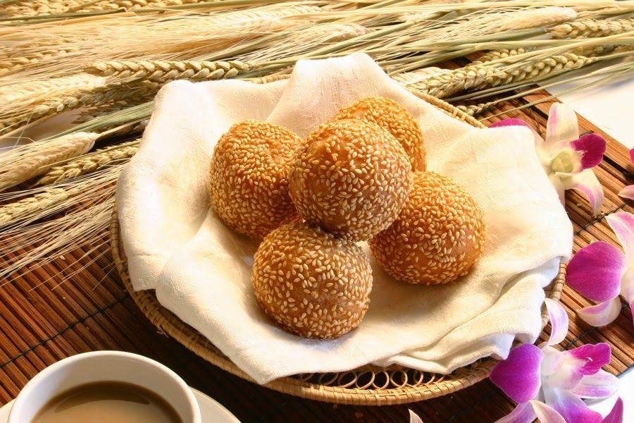 Resep Onde Onde Wijen Isi Kacang Hijau Empuk Dan Enak Resep Kue Kering Ku Kue Kering Resep Makanan