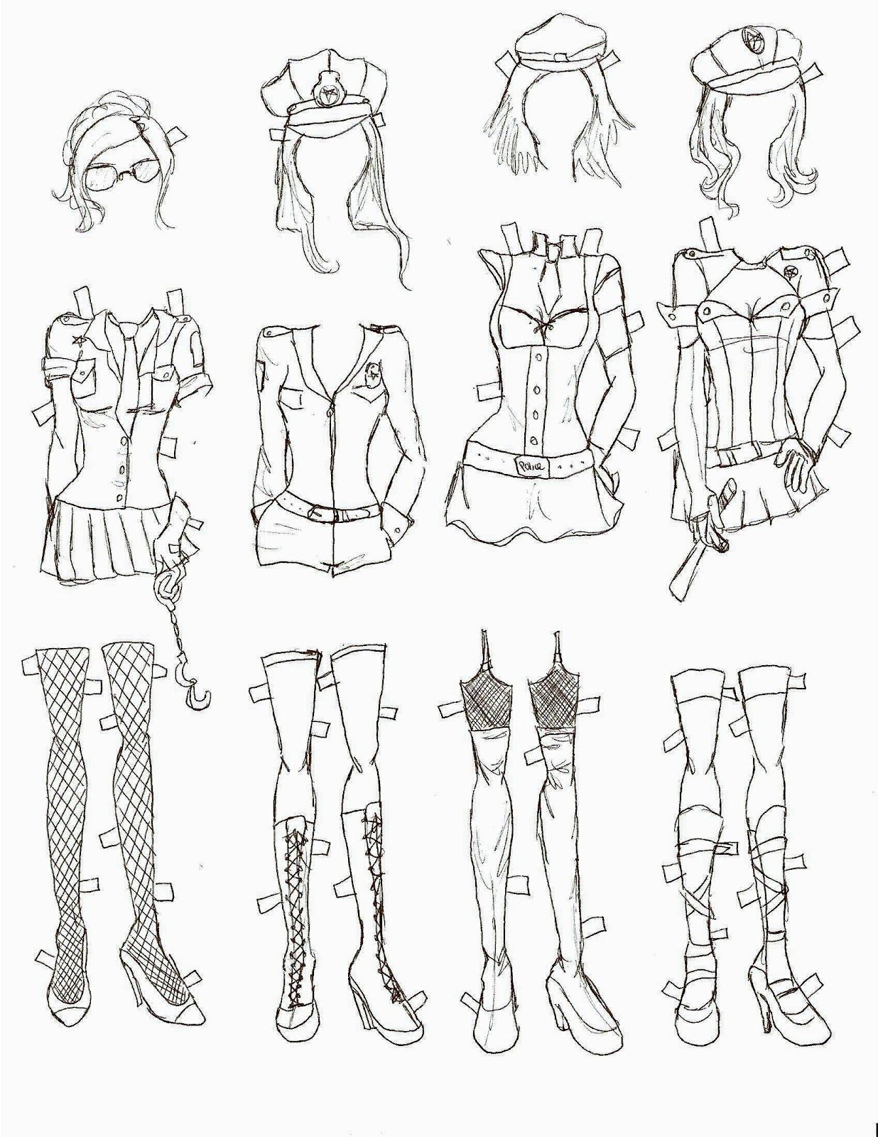 famous doll template sketch professional resume examples jiken info