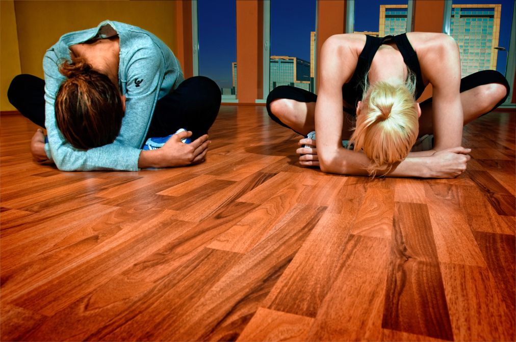 For a generation of stressed-out working women, exercise is as much about emotional release as it is physical training.