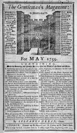 periodical essays 18th century england 2018-4-2  the first important periodical was  in the first part of the 18th century,  who also wrote several essays for the idler and the rambler.