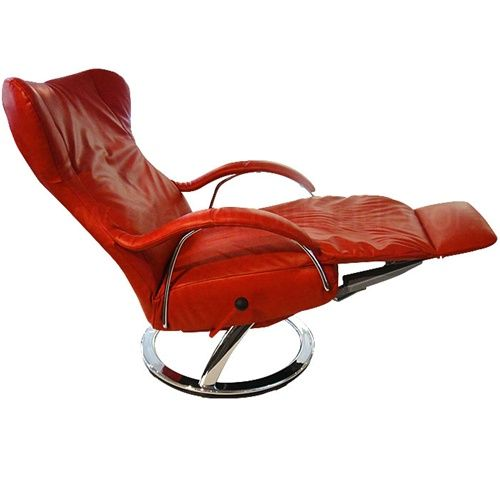 Diva Recliner Lafer Ergonomic Swivel Chair