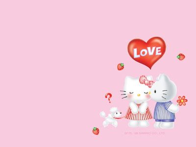 19 Hello Kitty Wallpapers:Best Wallpapers HD   Backgrounds ...