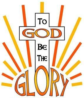 To God Be The Glory | Faith in god, God, Faith inspiration