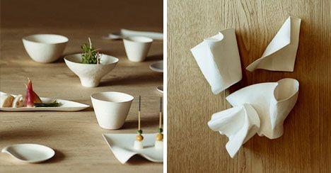 elegant disposable dinnerware concept & elegant disposable dinnerware concept   Dining Artifacts   Pinterest ...