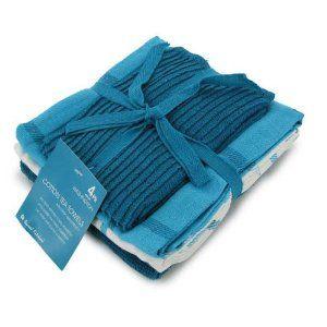 Teal Tea Towels