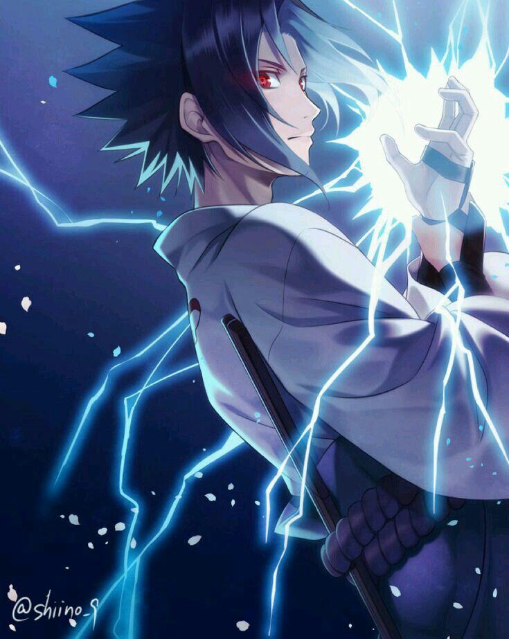 Sasuke E Chidori Sasuke Uchiha Shippuden Sasuke Shippuden Naruto Sasuke Sakura