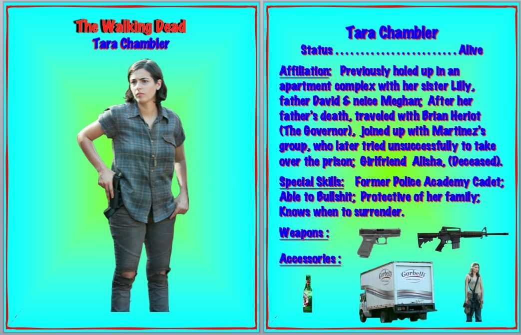 Twd Tara Chambler Emily Kinney Sarah Wayne Callies Beth Greene