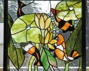 koi stained glass - Yahoo Search Results