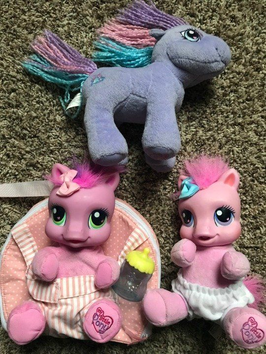 My Little Pony PINK /& FABULOUS PURSE with Pinkie Pie Pony /& Accessories Age 3+