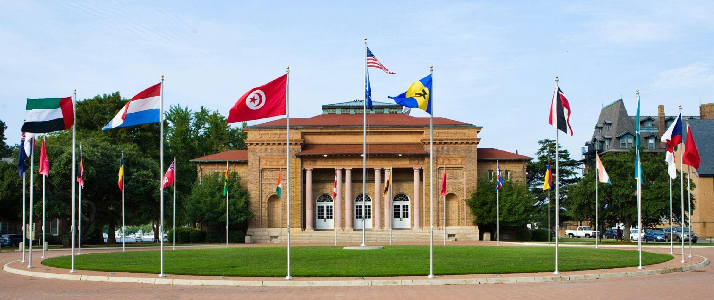 Hampton University Part 85