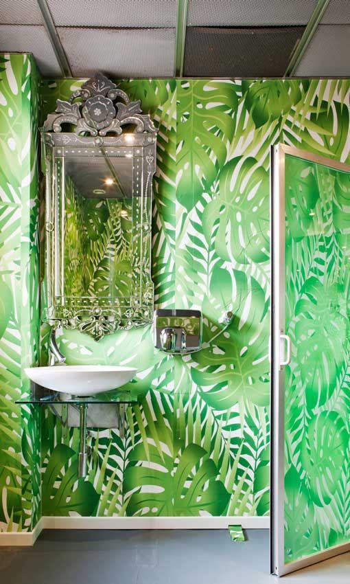 Papeles pintados: el 'traje' de moda para tus paredes - Foto 12