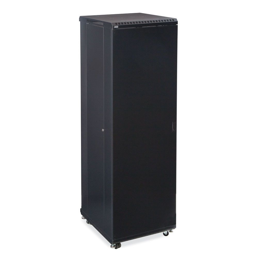 Linier Solid and Solid Doors Server Cabinet