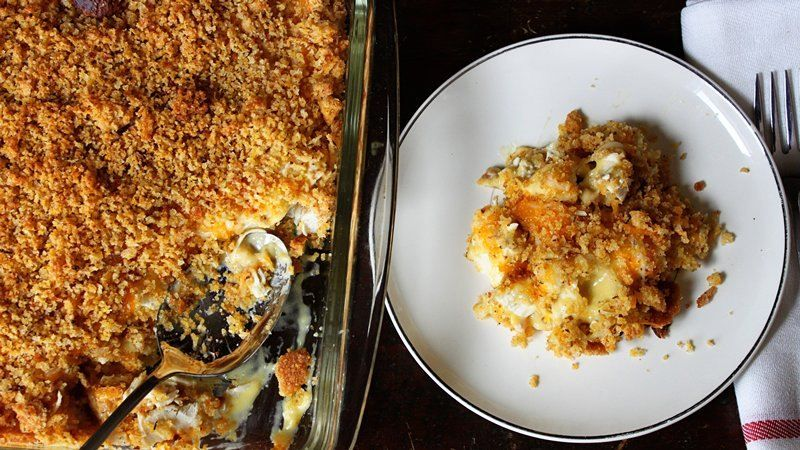 Add a home-baked touch to weekend dinners with this comfort-food classic. Using just a few simple ingredients, this casserole has the taste of a beloved family recipe.