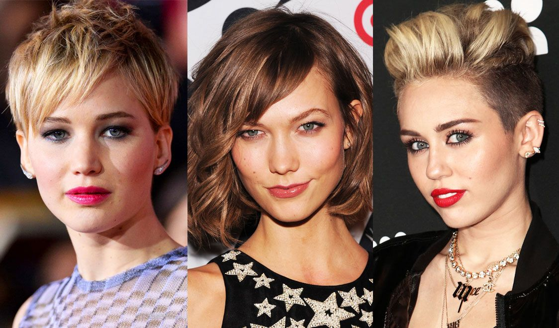 Super 1000 Images About Trendy Amp New Celebrity Hairstyles On Pinterest Short Hairstyles Gunalazisus