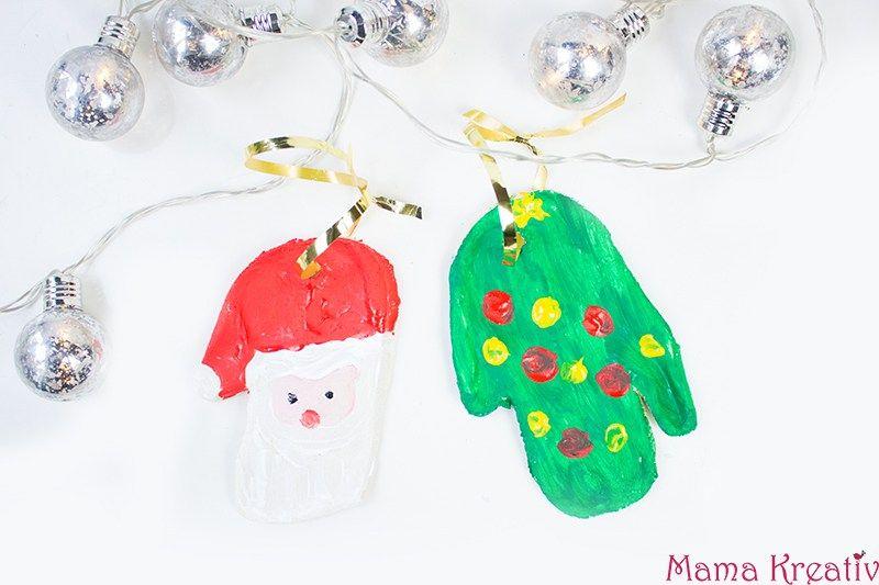 DIY Weihnachtsgeschenke die ihr mit Kindern machen könnt #weihnachtsgeschenkeselbermachen